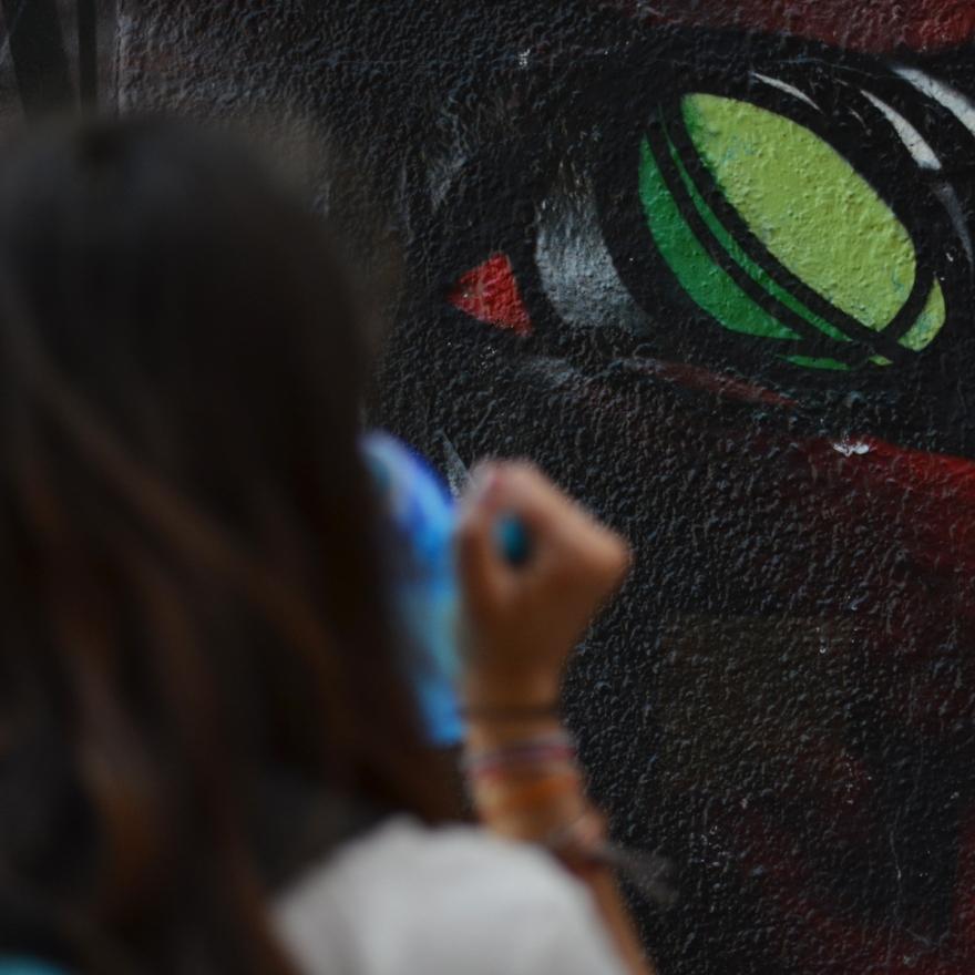 andthenwefoundsomegraffiti